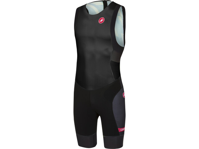 Castelli Short Distance Race Suit Herren black